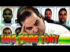 Tony saca mas detenidos vinculados a expresidente