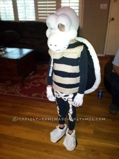 original homemade dry bones costume - Koopa Troopa Halloween Costume