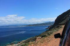 Kreta autostopem