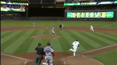 the other paper: Twins announcers can't stop laughing at Burke Bade...