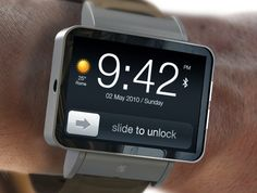 Everyone is excited for Apple iWatch