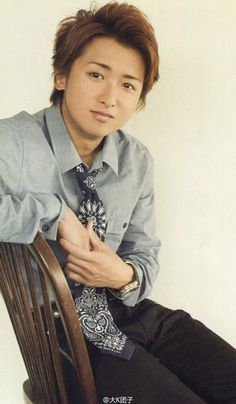 There is no man more amazing than 大野智❤️