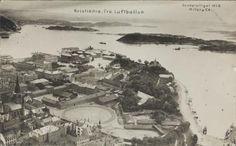 Utsikt mor Akershus Festning og Kontraskjæret 1928