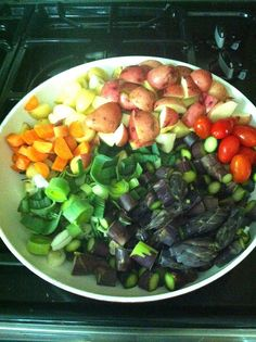 Coloring Your Plate & Reaping the Flavorful Health-tastic Rewards #vegan #wholefood #macrobiotic