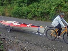 DIY Cargo Bikes Haul It All - From Kayaks to Compost