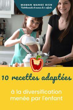 Dans cet article, je vous propose 10 recettes de Famille et tofu qui sont adaptées à la diversification alimentaire menée par l'enfant (DME). De bonnes recettes à faire découvrir à l'enfant à partir de 6 mois. Tofu, Nutrition, 4 Kids, 6 Months, Eat, Recipes, Impala