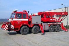 Tatra T815 AV15 8x8 Heavy Duty Trucks, Emergency Vehicles, Tow Truck, Police Cars, Motor Car, Cars And Motorcycles, Cool Cars, Firetruck, Recovery