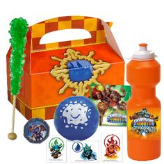 Skylanders Loot Box Filled Party Supplies Canada & Halloween Supplies Canada - Open A Party