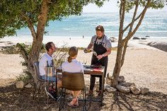 Chef Kobus van der Merwe's reverence for seasonal ingredients, coupled with his passion and skill, makes every mouthful at this West Coast gem a rare treat. Paris In February, Sisters Restaurant, Top Restaurants, Round House, Cape Town, West Coast, Good Things, Adventure, Couple Photos