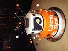 Philadelphia Flyers Wedding Cake | everything. / Philadelphia flyers cake
