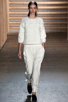 Tibi NewYork 2015 S/S #Design #contemporary #Couture #Fashion #black , #white , #minimal, #simple , #aesthetic , #composition #mode #simple, #Fashiondesign