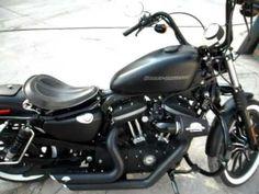 Harley Davidson Sportster Iron 883 #HDNaughtyList