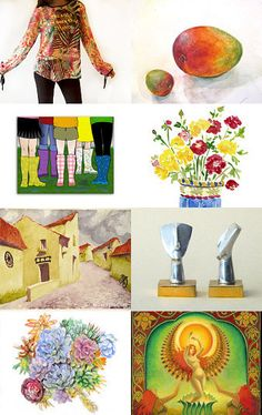 --Pinned with TreasuryPin.com COLORFUL SPRING by Anna of Anna Kiper Photo https://www.etsy.com/shop/AnnaKiperPhoto