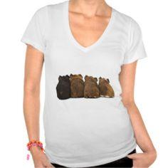 Guinea Pig Butts T-SHIRT