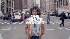 One Minute Wonder - Kiah Victoria on Vimeo
