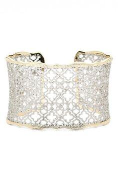 Kendra Scott 'Mystic Bazaar - Candice' Wide Cuff   No