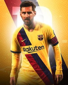 Lionel Messi Latest Image in Yellow Kit Barcelona Players, Barcelona Futbol Club, Barcelona Football, Fc Barcelona Wallpapers, Lionel Messi Wallpapers, Messi Fans, Messi Argentina, Leonel Messi, Football Team