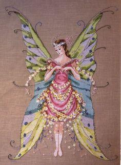 Fairy Roses by Mirabilia