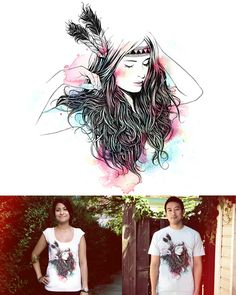 t-shirt from threadless.com
