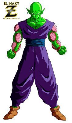 Piccolo (Android Saga) by el-maky-z.deviantart.com on @DeviantArt