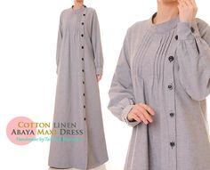 Items similar to Jersey Abaya Maxi Dress Long Sleeve Boho Plus Size, Dress Plus Size, Plus Size Maxi Dresses, Abaya Fashion, Muslim Fashion, Women's Fashion Dresses, Long Sleeve Maxi, Maxi Dress With Sleeves, Trendy Fashion