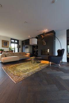 Living Room Wood Floor, My Living Room, Snug Room, Chill Room, Home Fashion, Interior Design Inspiration, Interior Design Living Room, Sweet Home, New Homes