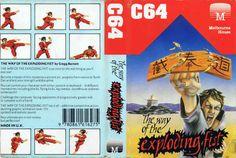 C64 - Exploding Fist