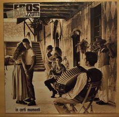 EROS RAMAZOTTI - In Certi Momenti - vg+ - Italia Italo Disco Pop LP