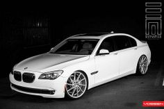 BMW 7 Series - CVT - Exclusive Motoring If I am really good- maybe Santa will bring me one lol!!