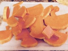 Easy way to cook butternut squash