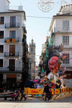 Ambiente fallero en Valencia 2017 - Gonzalo Obes