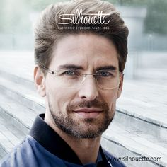 d155725462 Silhouette Eyewear · We Love…Real gentlemen and the perfect amount of  powerful elegance!  Silhouette