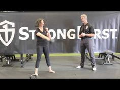Kettlebell Swing Basics.  Shows bad and good form  Helpful - YouTube