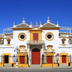Plaza de Toros de la Maestranza in #Seville - Utrip Travel Plan