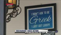 Η πινακίδα που έβαλε Ελληνίδα εστιάτορας στο μαγαζί της και γονάτισε ολόκληρη την Αμερική  #Αληθινέςιστορίες
