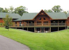 Log Home Gallery Archive | Confederation Log & Timber Frame