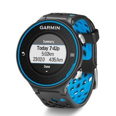 Cyber Monday 2013 Garmin Forerunner 620 - Black/Blue Sale Deals