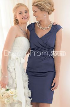 Cute look for Mother of the Bride