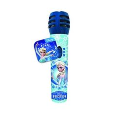 Chollo en Frozen Micrófono más barato y rebajado que en ningún sitio.