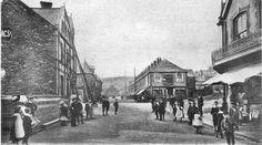 Senghenydd Square