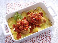 Günstig kochen - preiswerte Gerichte für jeden Tag - Zigeuner-Schnitzel  Rezept
