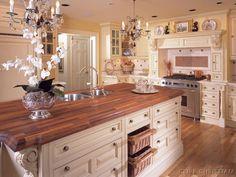Beautiful Kitchens   Luxury Clive Christian kitchen transforms this suburban Atlanta home ...