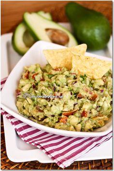GUACAMOLE Drink Recipes, Mexican Food Recipes, Cooking Recipes, Ethnic Recipes, Delicious Recipes, Yummy Food, Tasty, Healthy Recipes, Holy Guacamole