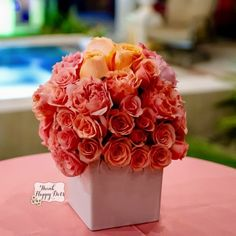 wedding-flowers-small-centerpieces-with-peonies-blush-coral-peach