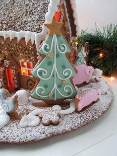 Mansikkamäki: Gingerbreads <3