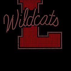 Linn wildcats BLING SHIRTS