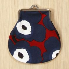 Pieni Kukkaro Mini Unikko - Marimekko purses and wallets