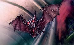 """Castlevania Bosses - Phantom Bat"" by Decepticoin.deviantart.com on @DeviantArt"