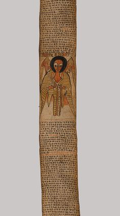 Culture: Amhara or Tigrinya peoples. African Culture, African History, History Of Ethiopia, Medieval Paintings, South African Art, Old Images, Angel Art, Sacred Art, Christian Art