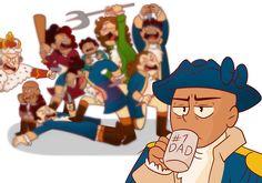 X Washingdad is tired Theatre Nerds, Musical Theatre, Theater, Baguette, Hamilton Comics, John Laurens, Hamilton Lin Manuel Miranda, Hamilton Musical, And Peggy
